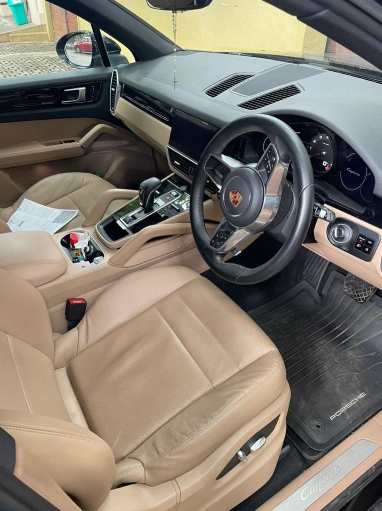 Porsche Cayenne 2009-2014 S