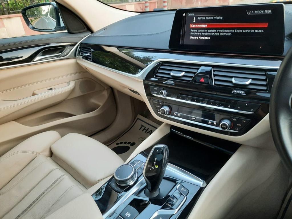 BMW 6 Series GT 630i M Sport