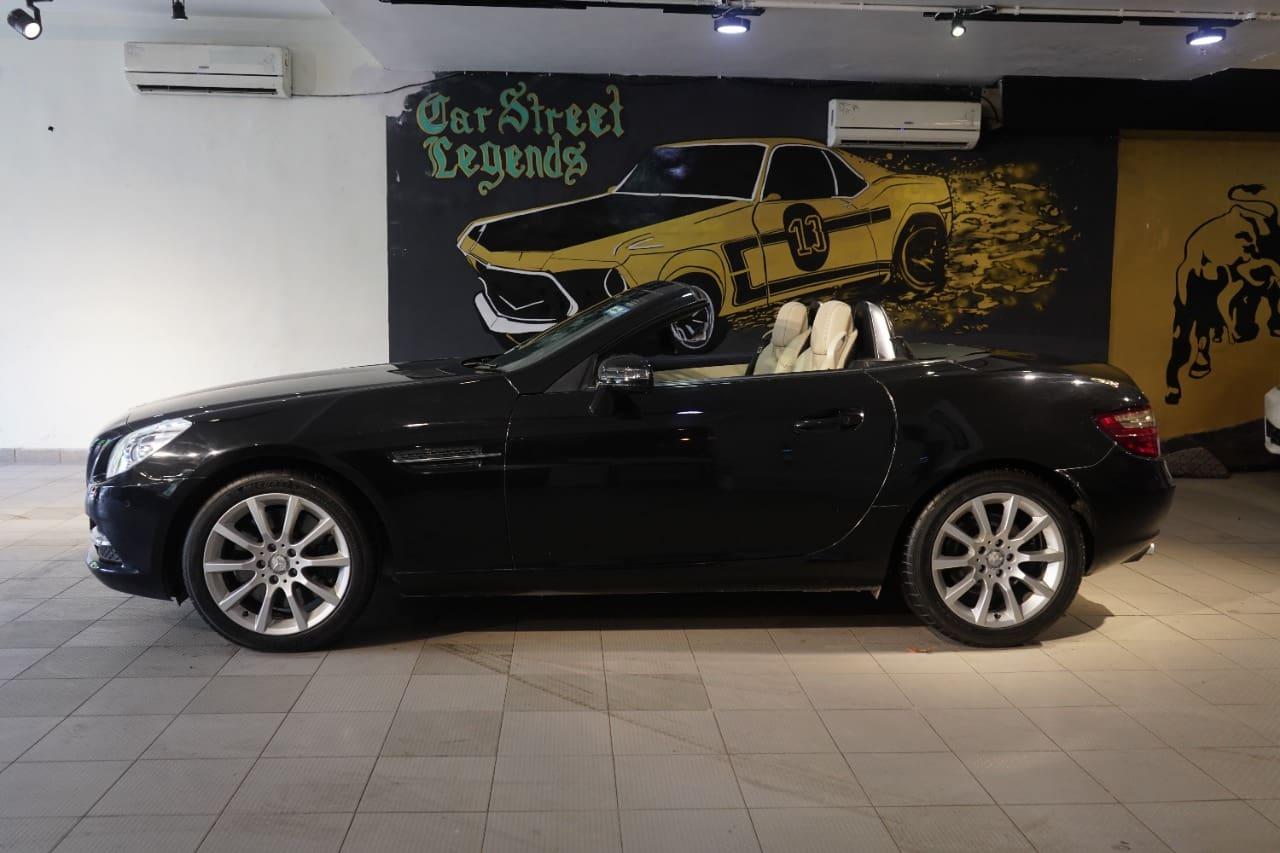 Mercedes-Benz SLK-Class SLK 350