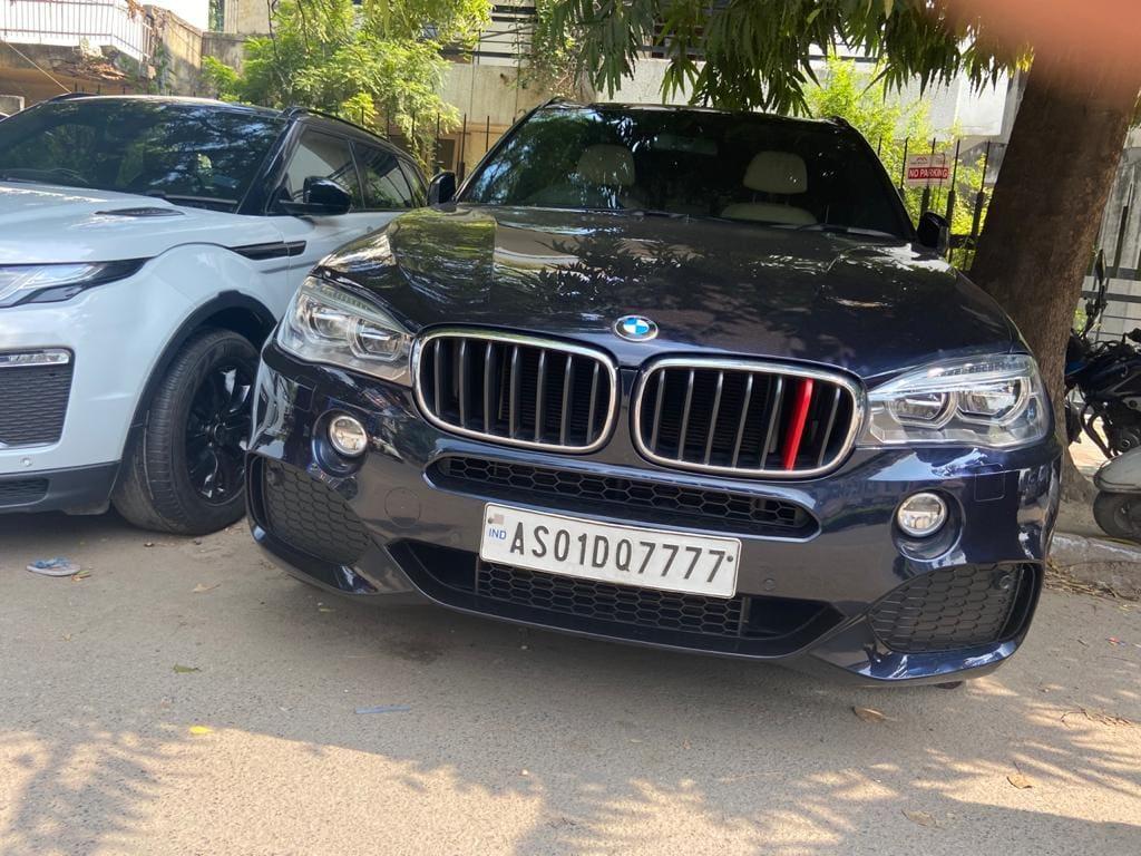 BMW X5 2014-2019 xDrive 30d M Sport