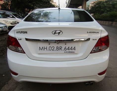 Hyundai Verna 1.6 VTVT AT SX