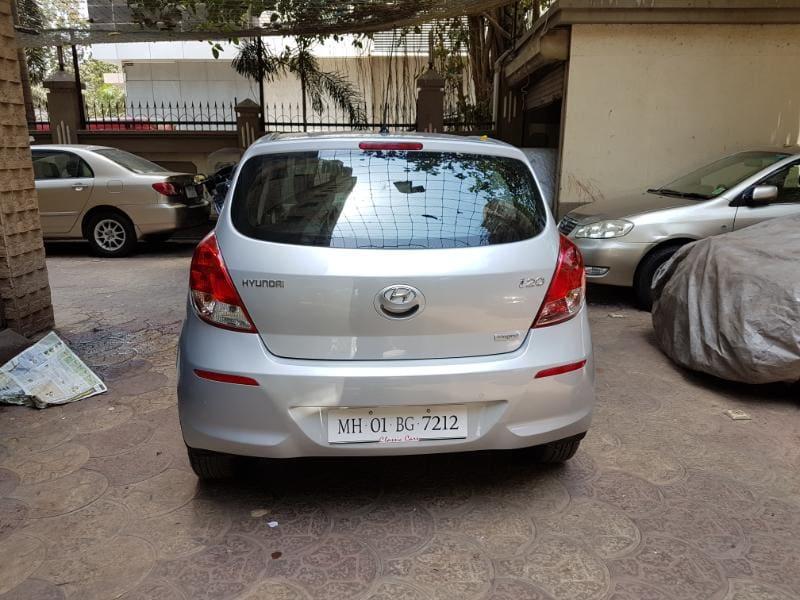 Hyundai i20 2012-2014 Magna Optional 1.2