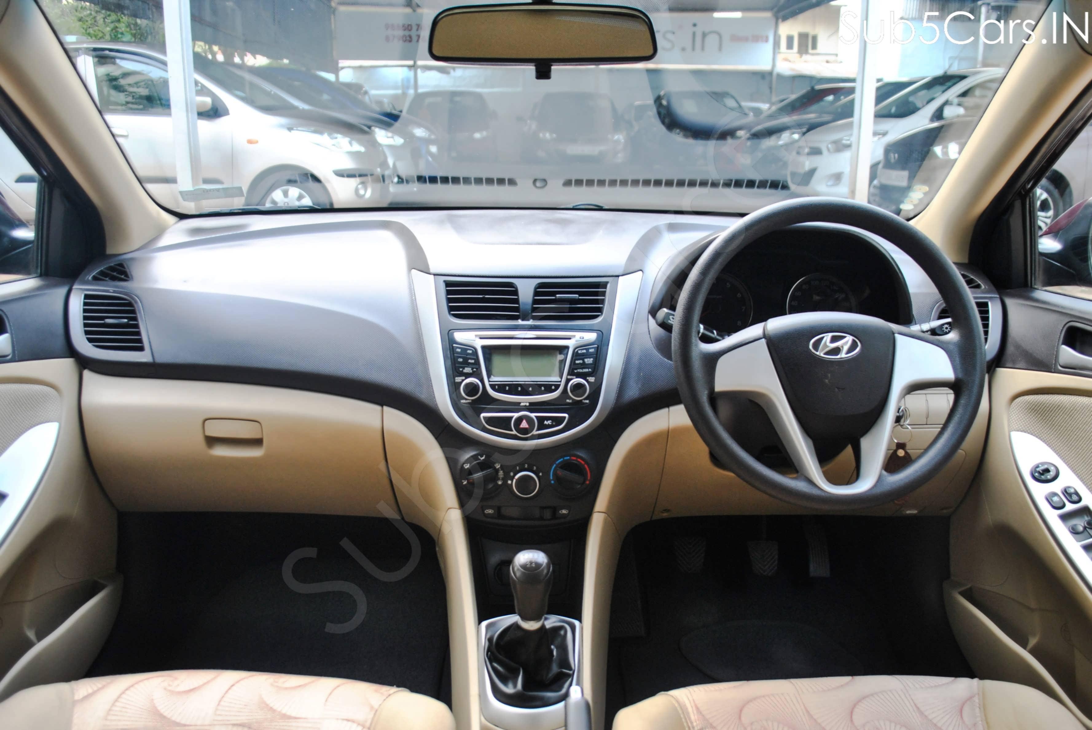 Hyundai Verna 2010-2011 Transform VTVT