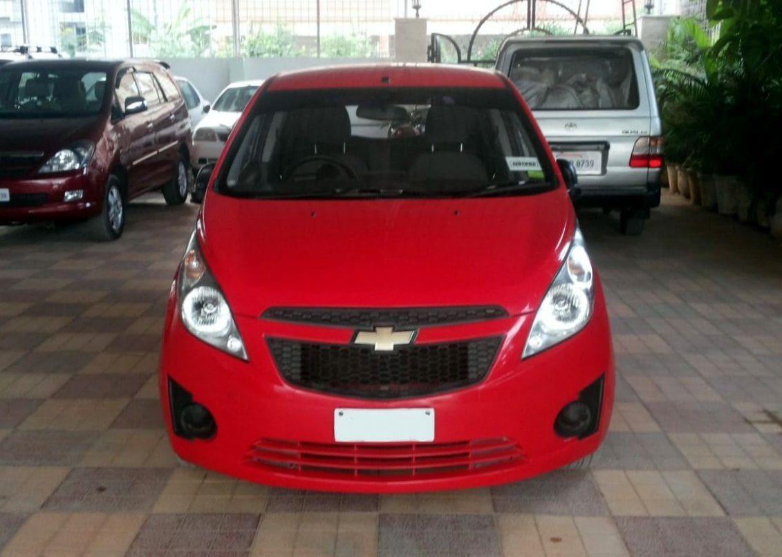 Chevrolet Beat Petrol Ltz Price Specs Review Pics