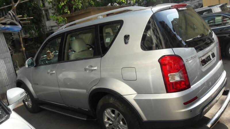 Mahindra Ssangyong Rexton RX5