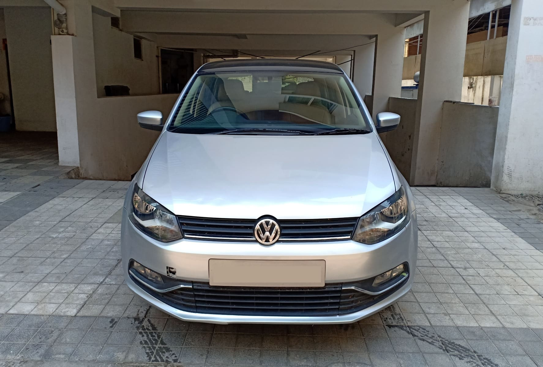 Volkswagen Polo 2013-2015 1.5 TDI Highline