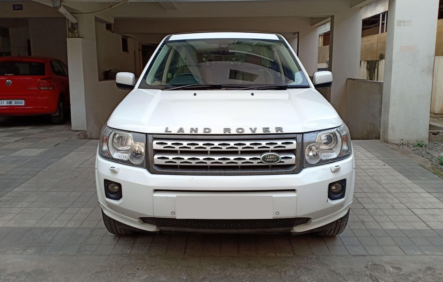 Land Rover Freelander 2 HSE