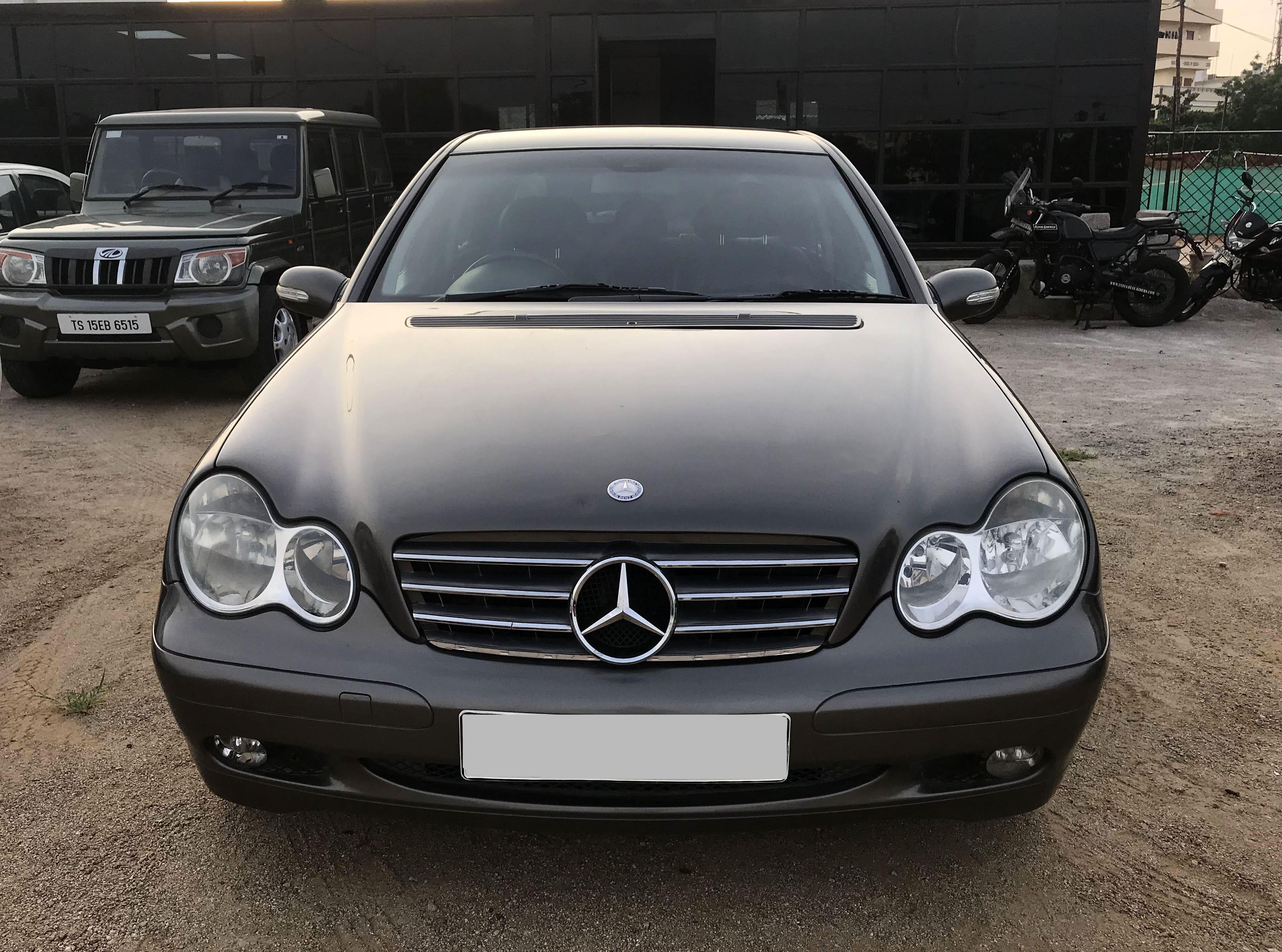 Mercedes-Benz C-Class 180 Classic