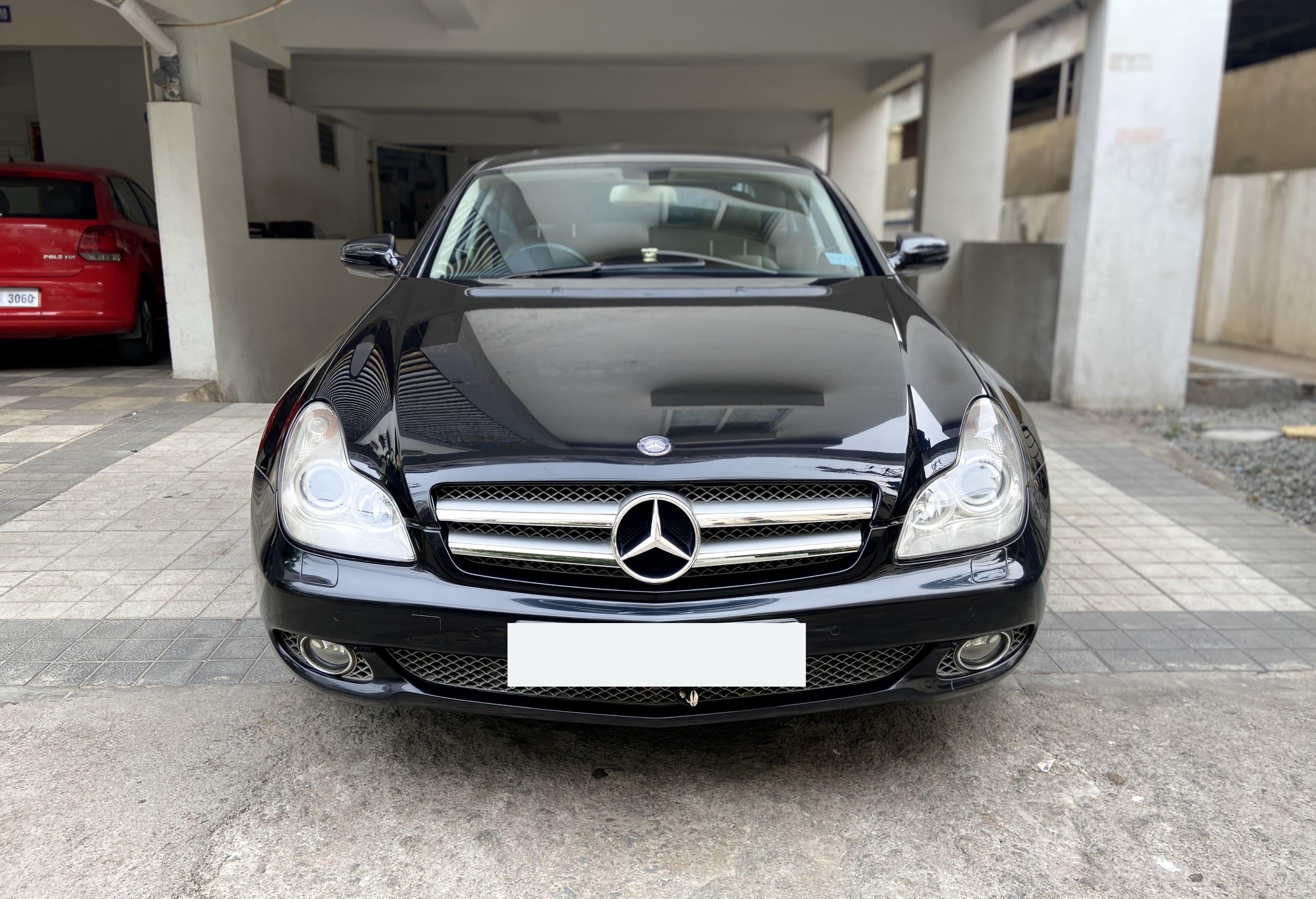 Mercedes-Benz CLS-Class 2006-2010 350 CDI