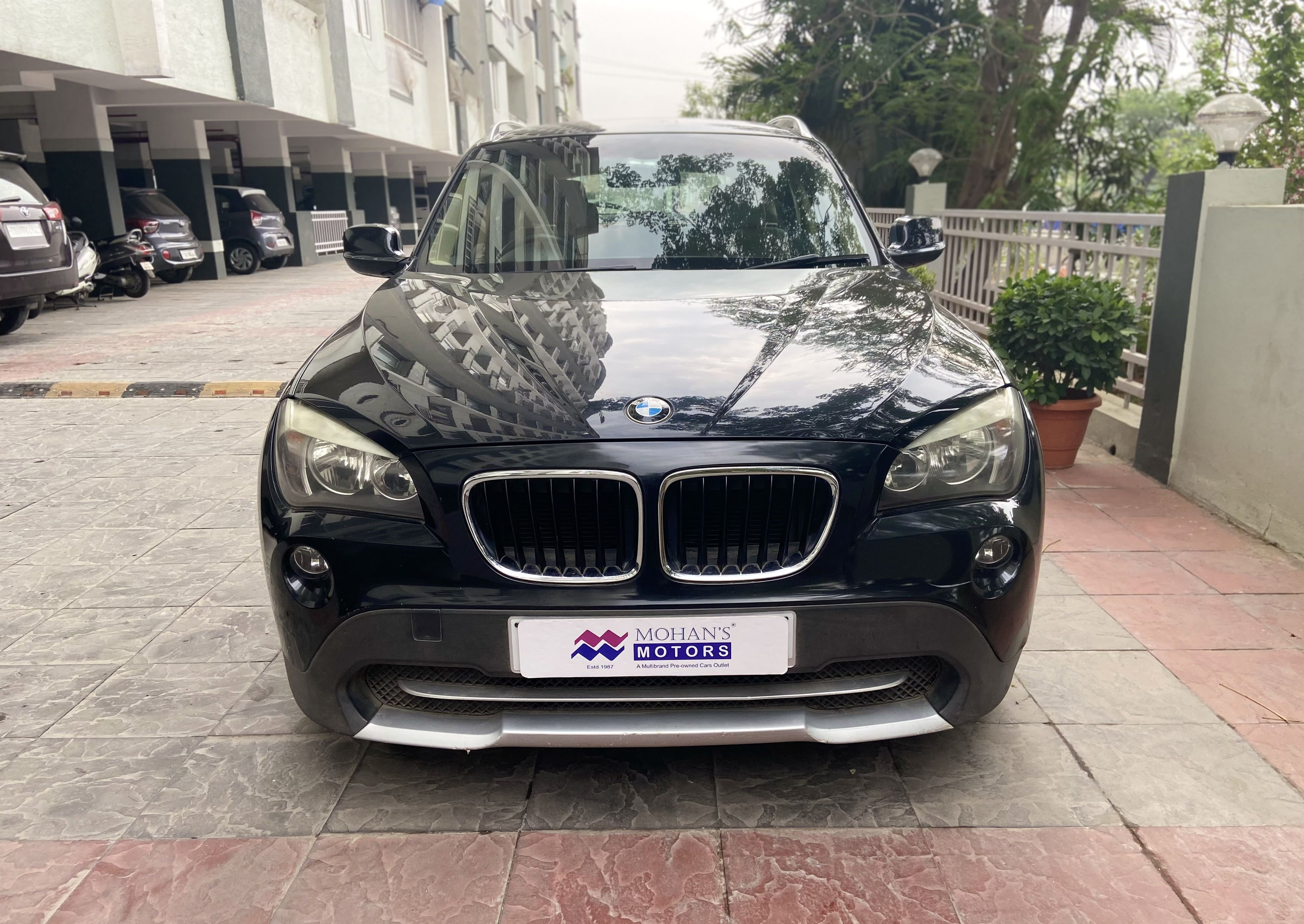 BMW X1 2010-2012 sDrive20d