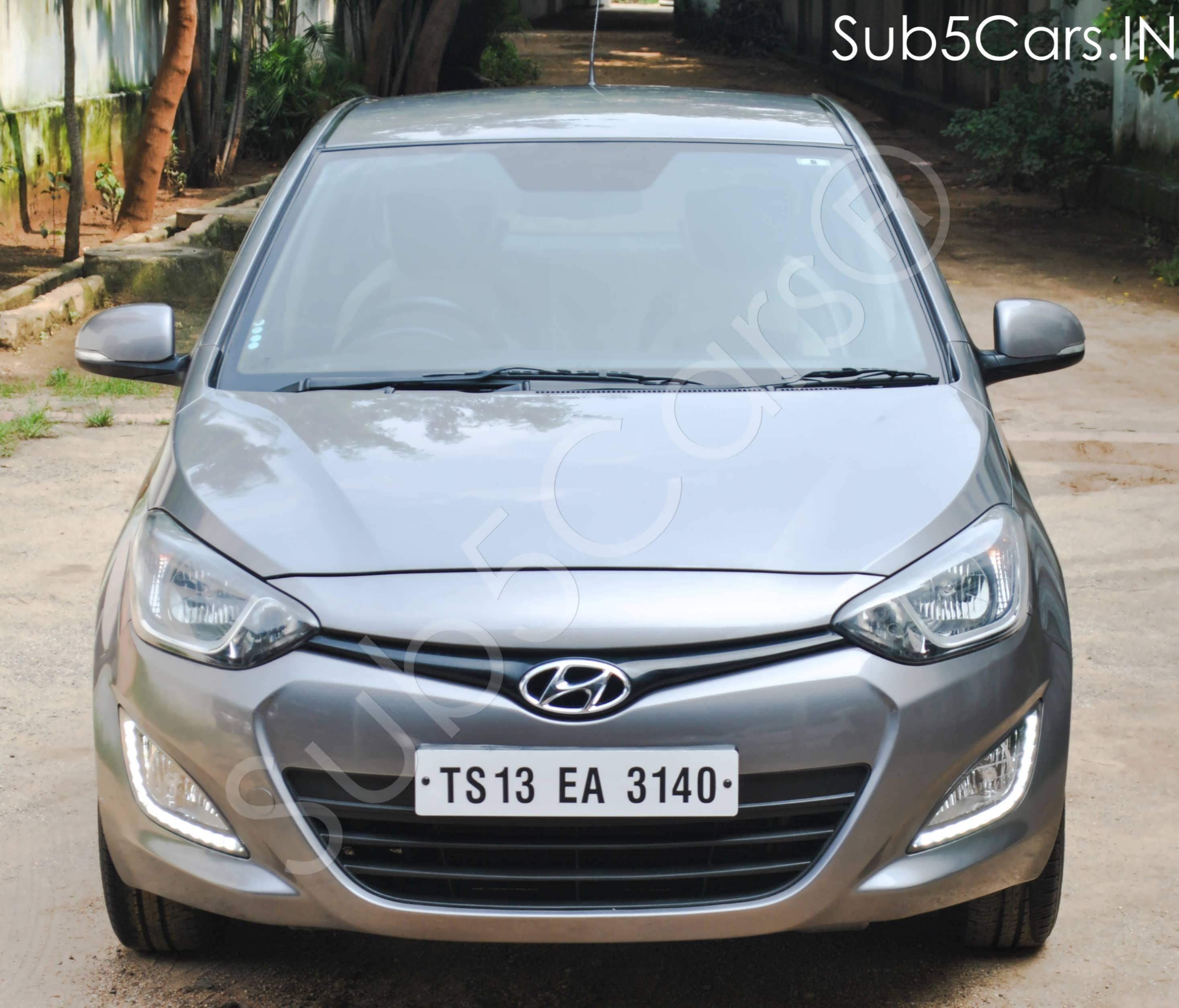 Hyundai Elite i20 2014-2015 Sportz 1.2