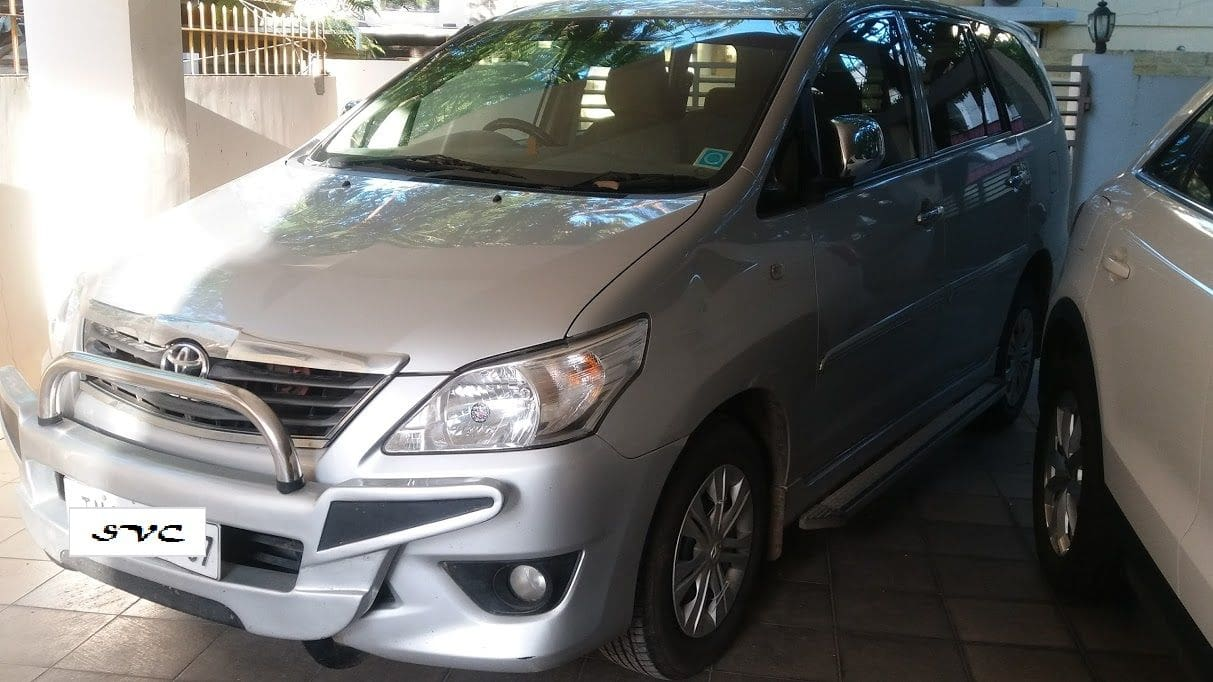 Toyota Innova 2012-2013 2.5 GX (Diesel) 7 Seater BS IV