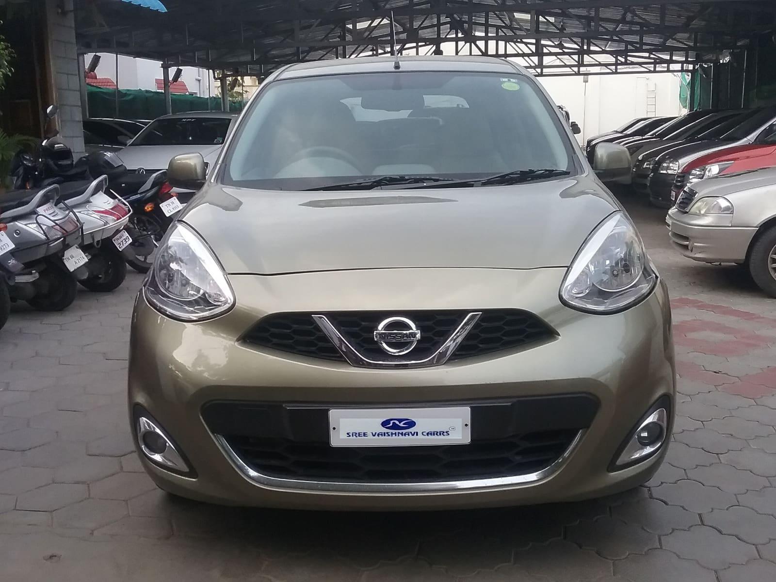 Nissan Micra 2012-2017 Diesel XV Premium