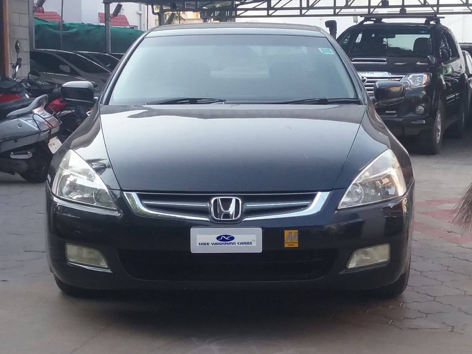 Honda Accord 2003-2007 VTi-L MT