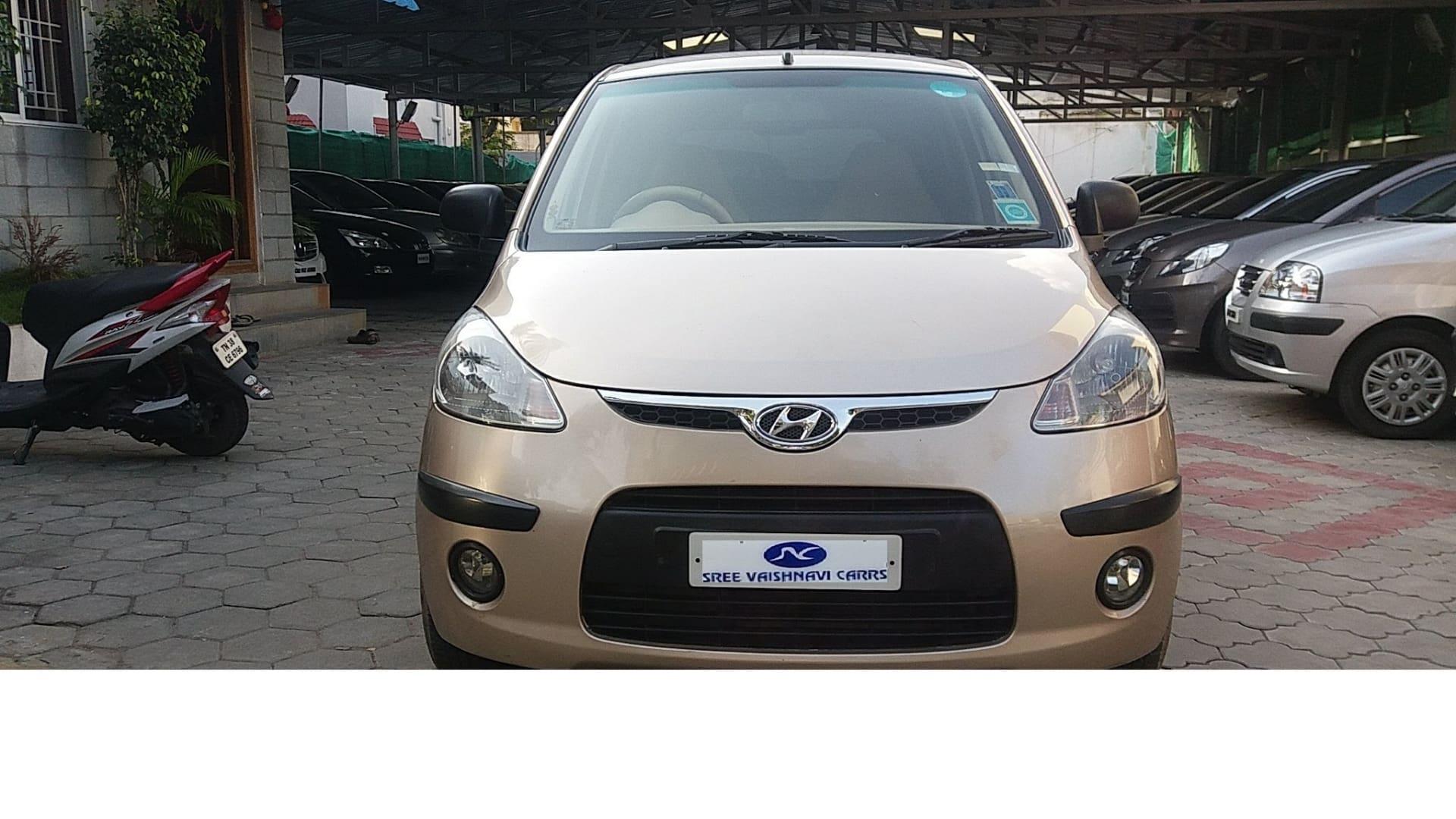 Hyundai i10 2007-2010 Era 1.1