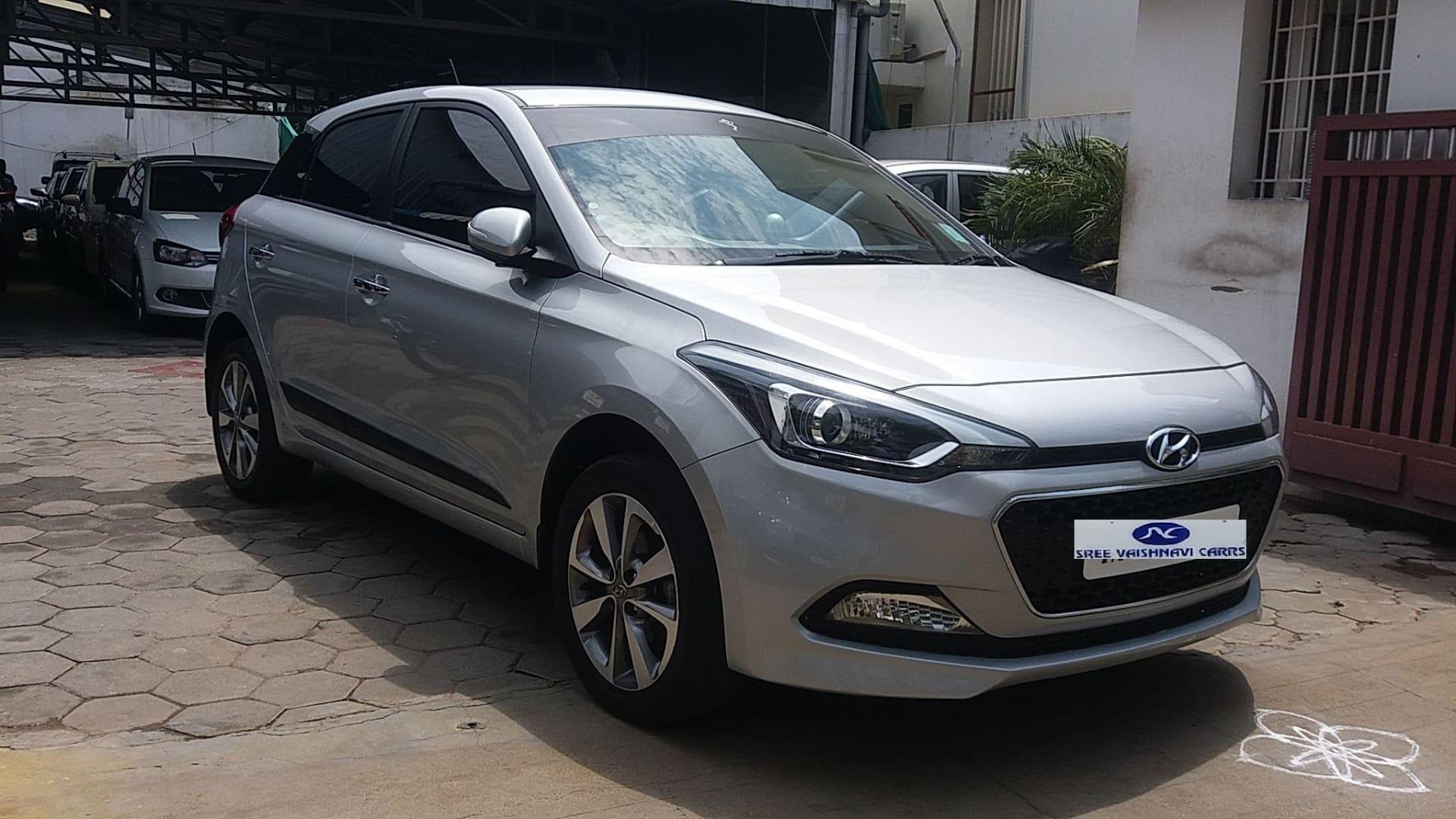 Hyundai Elite i20 1.4 Asta