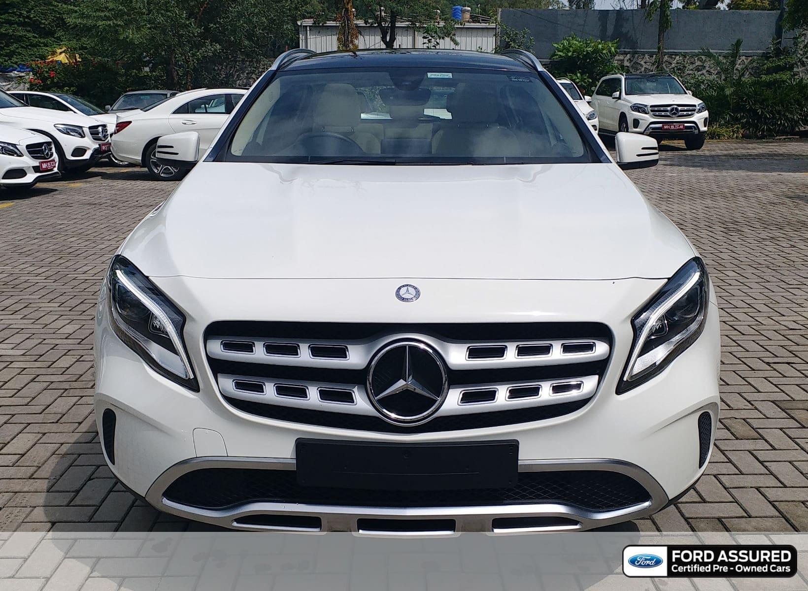 Mercedes-Benz GLA Class 220 d 4MATIC