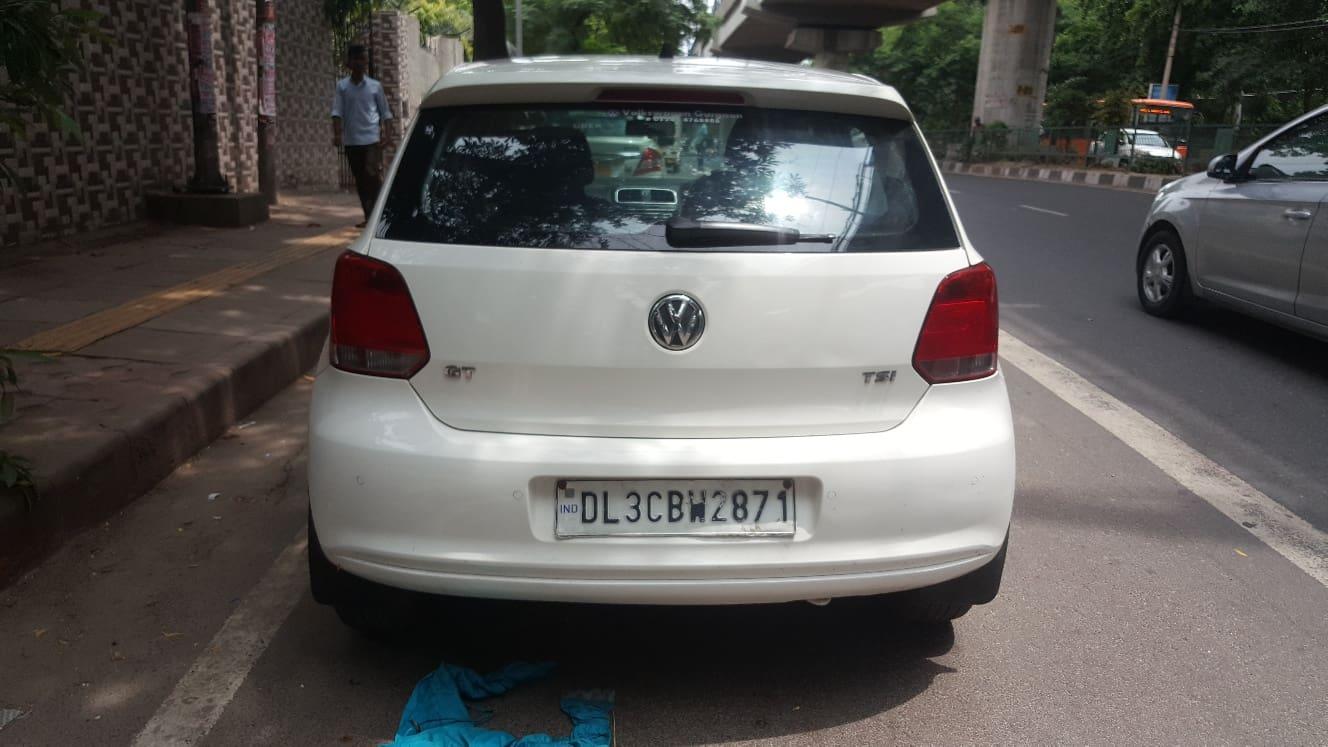 Volkswagen Polo 1.0 TSI Highline Plus AT