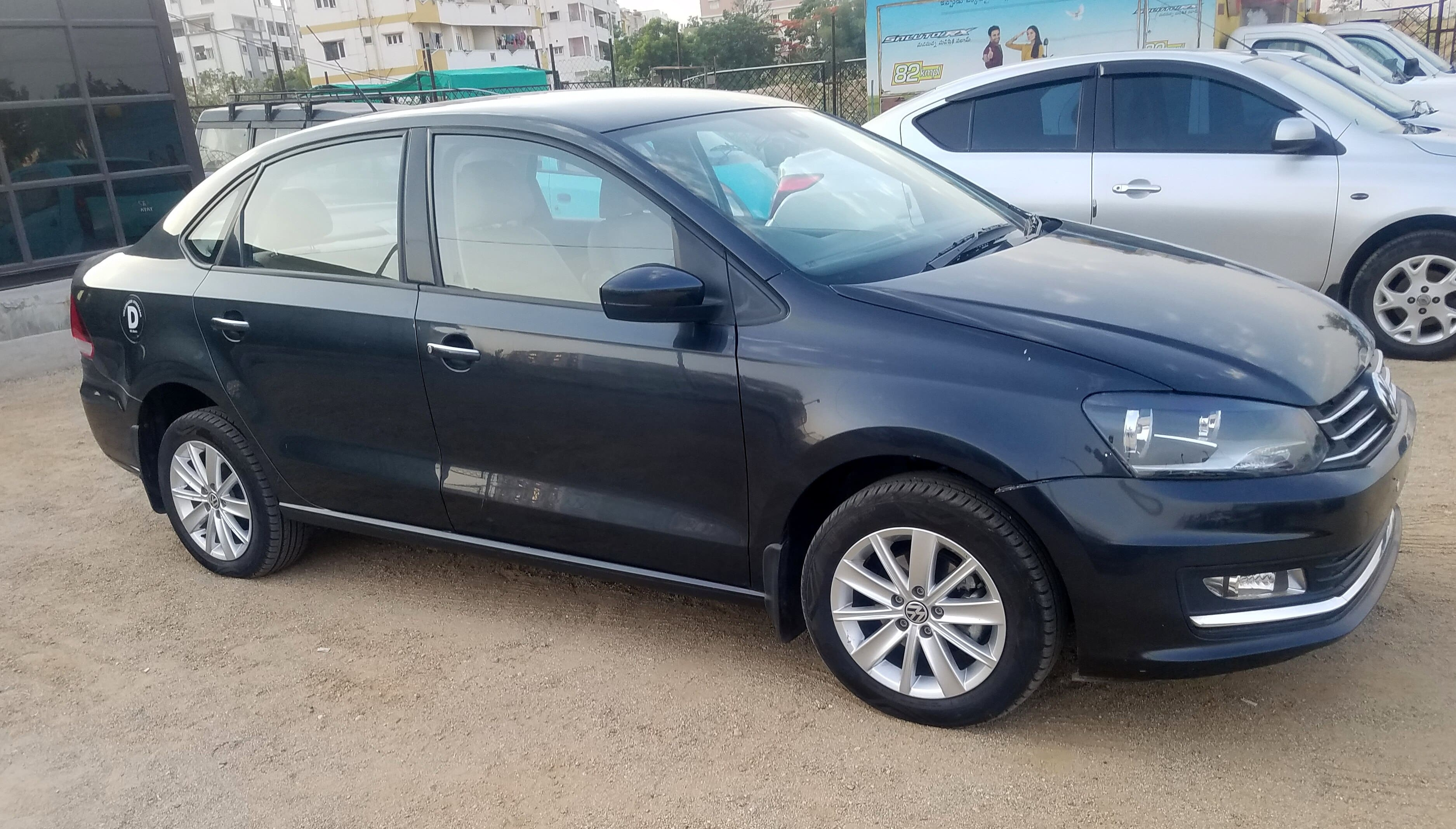 Volkswagen Vento 1.5 TDI Highline AT BSIV