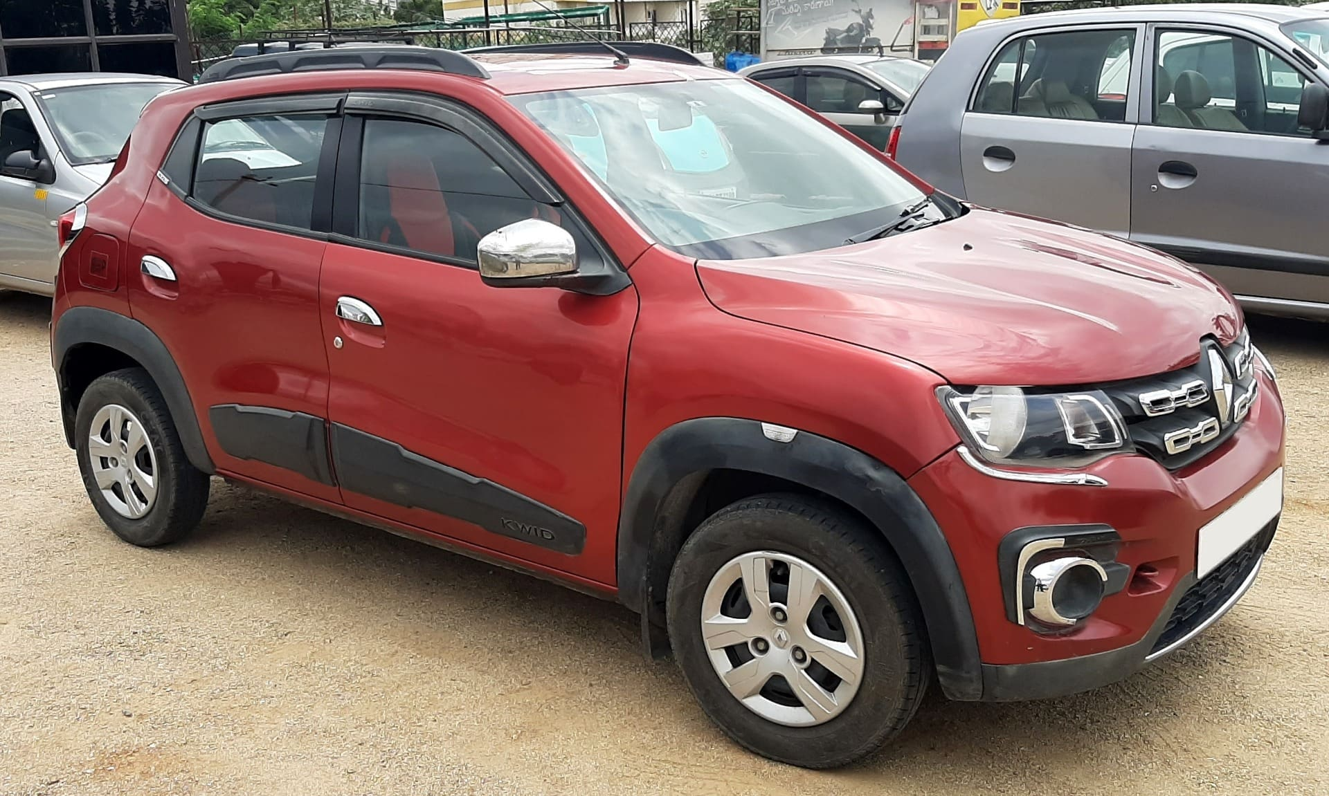 Renault KWID 2015-2019 RXL