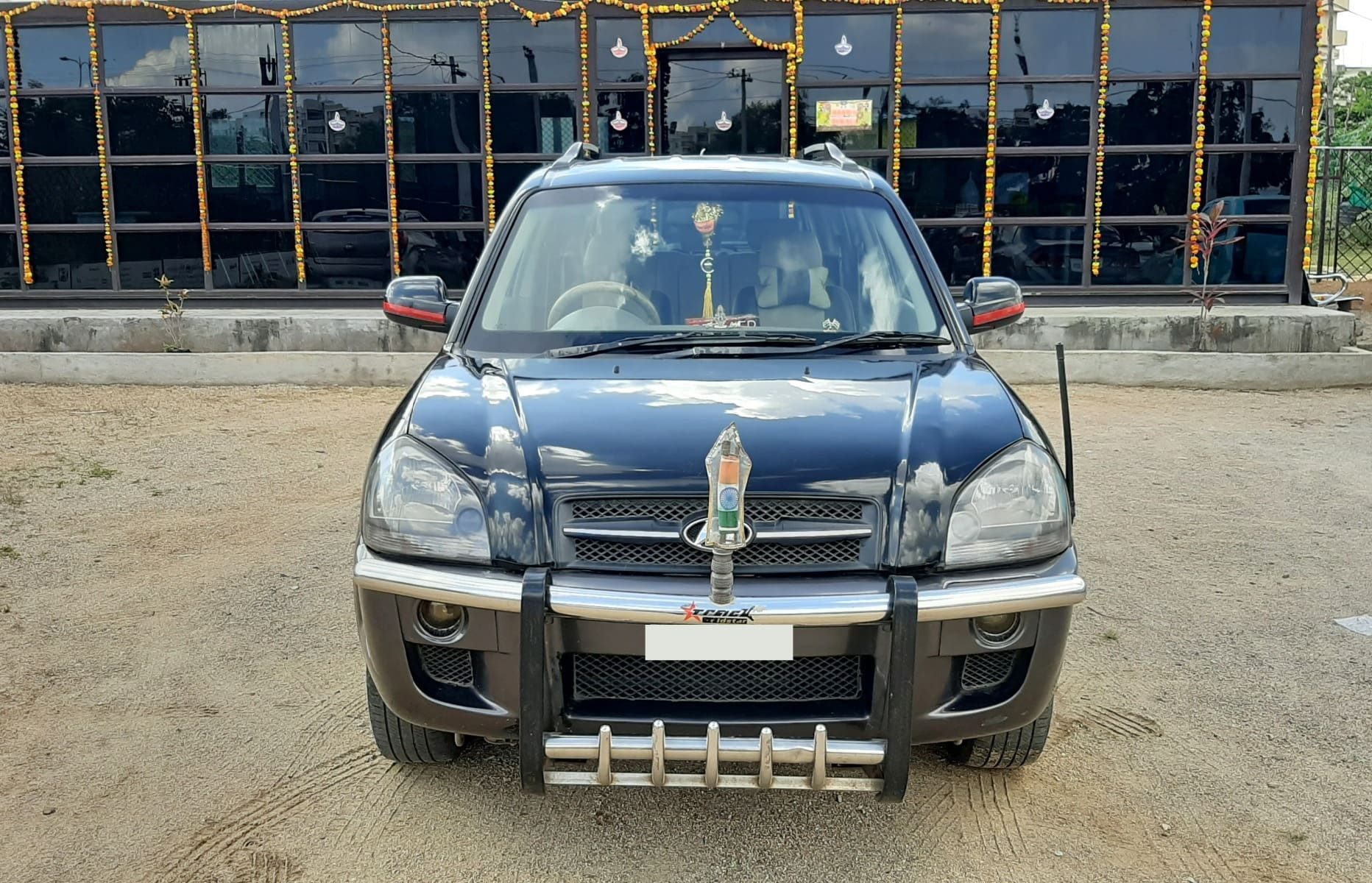 Hyundai Tucson 2005-2010 CRDi