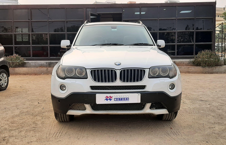 BMW X3 2011-2013 2.5si