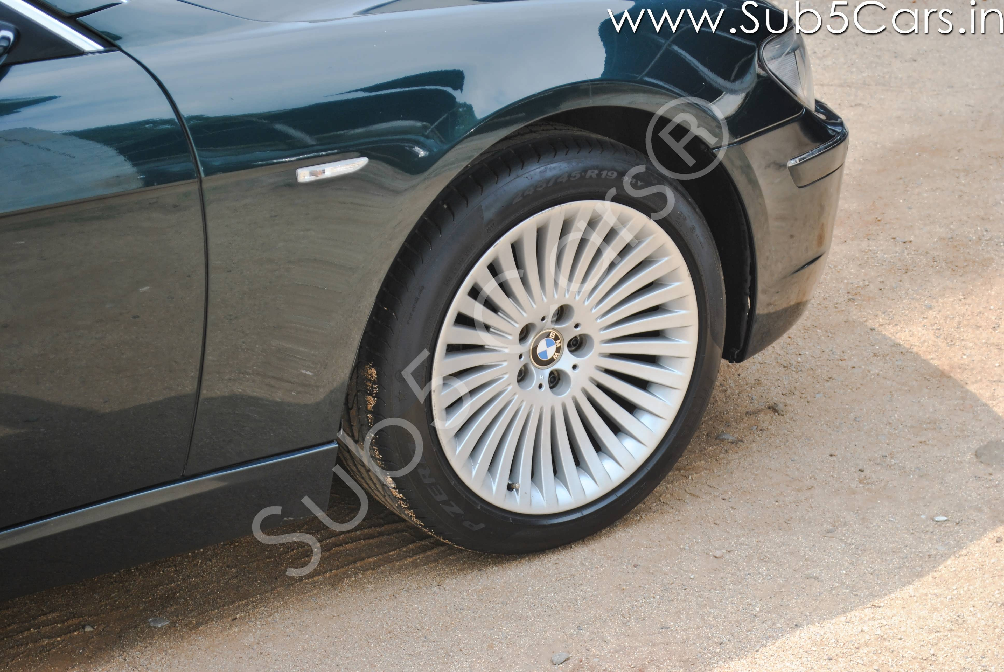 BMW 7 Series 2007-2012 740Li Sedan