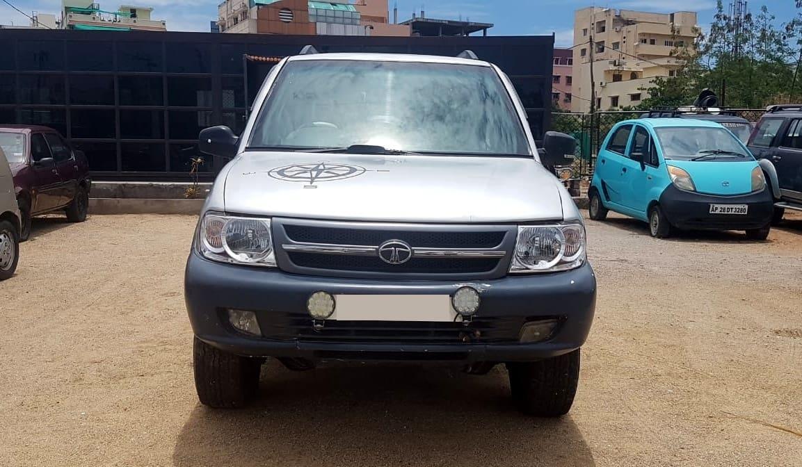 Tata Safari Dicor VX 4X2