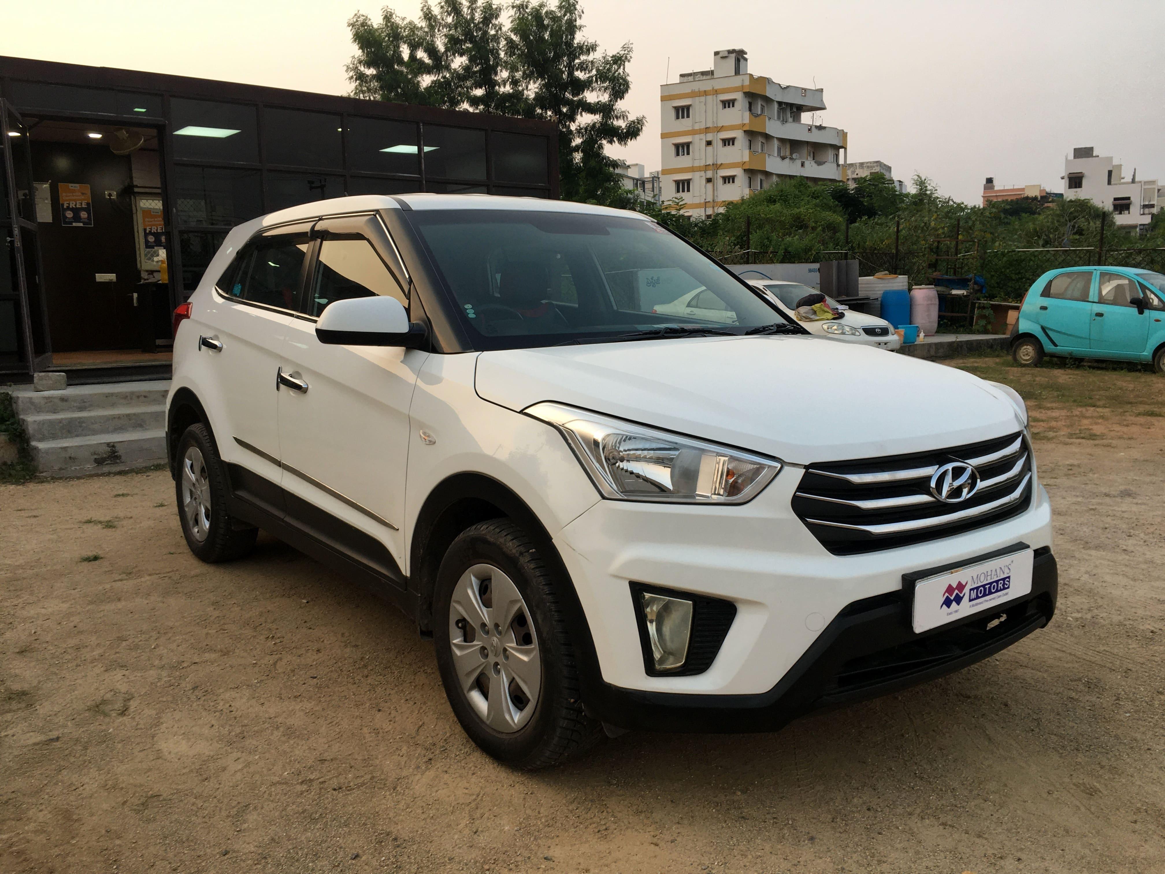 Hyundai Creta 2015-2020 1.4 CRDi S