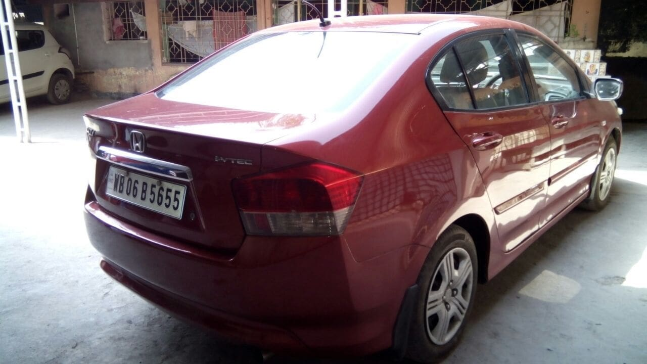 Honda City 2008-2011 1.5 S MT