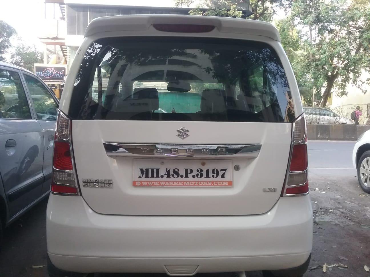 Maruti Wagon R LXI CNG