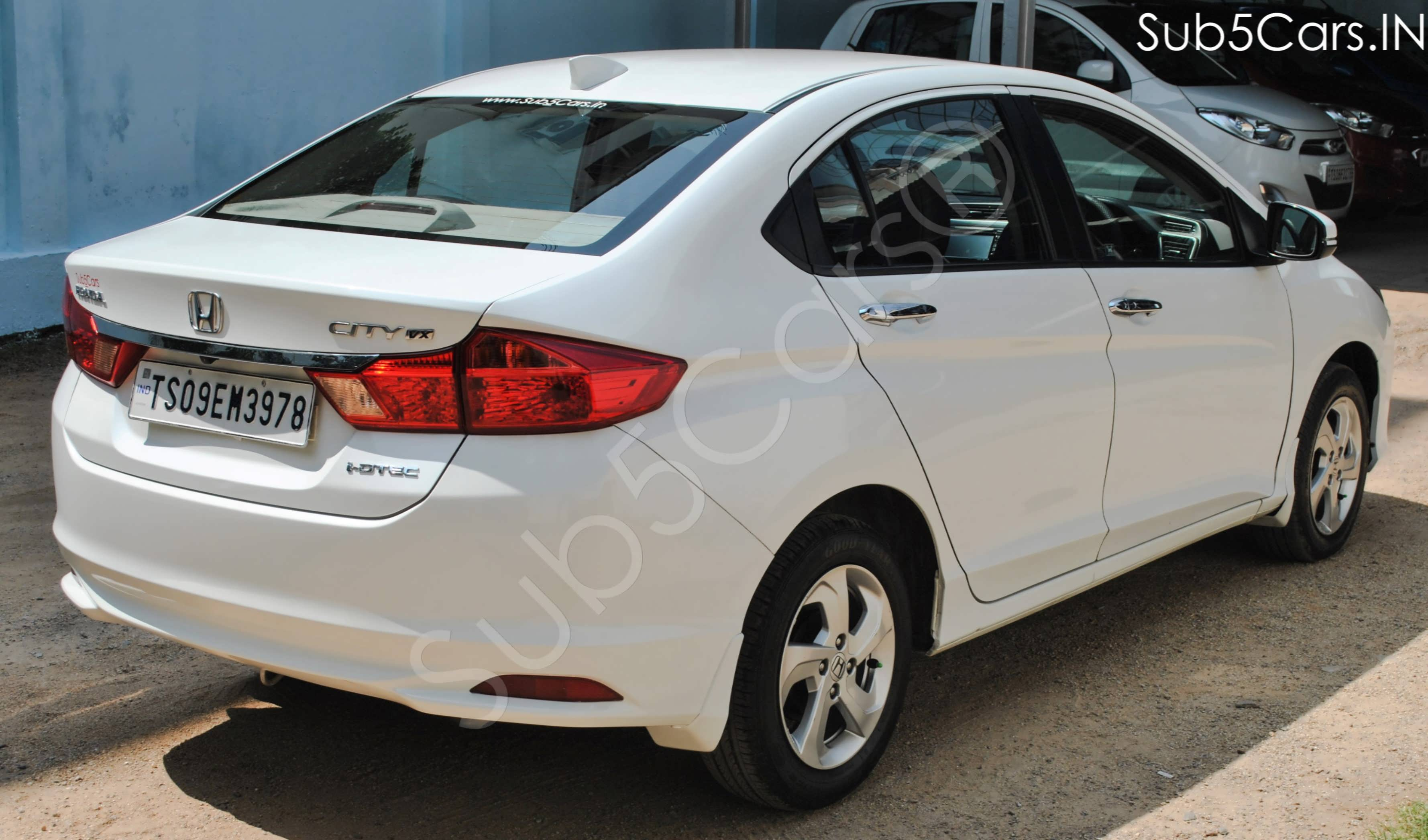 Honda City 2015-2017 i DTec VX Option