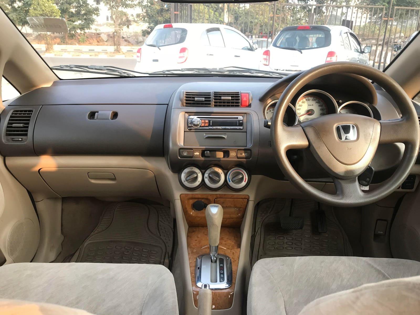 Honda City ZX CVT