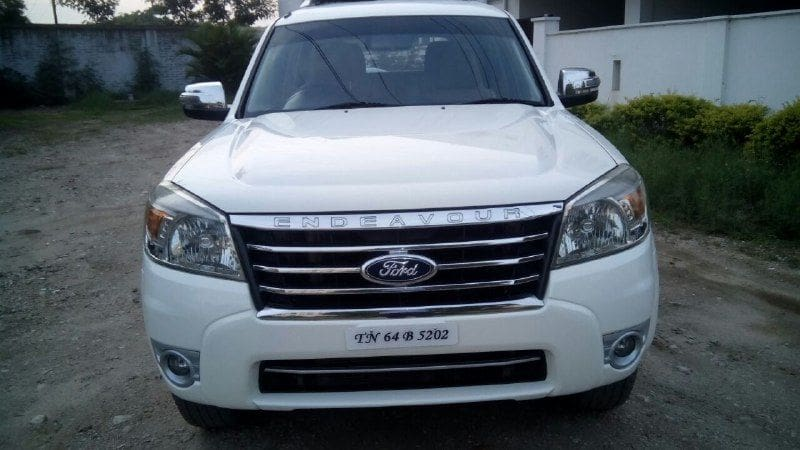 Ford Endeavour 2009-2014 3.0L 4X4 AT