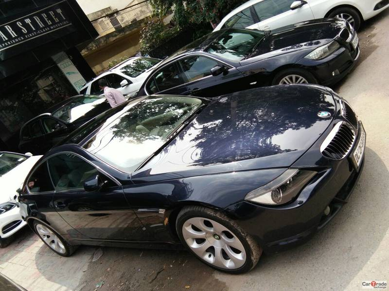 BMW 6 Series 650i Gran Coupe