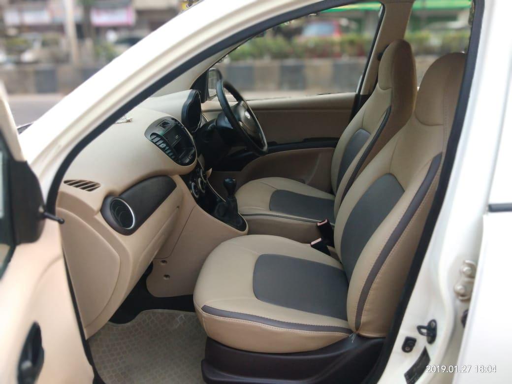 Hyundai i10 2007-2010 Magna 1.2
