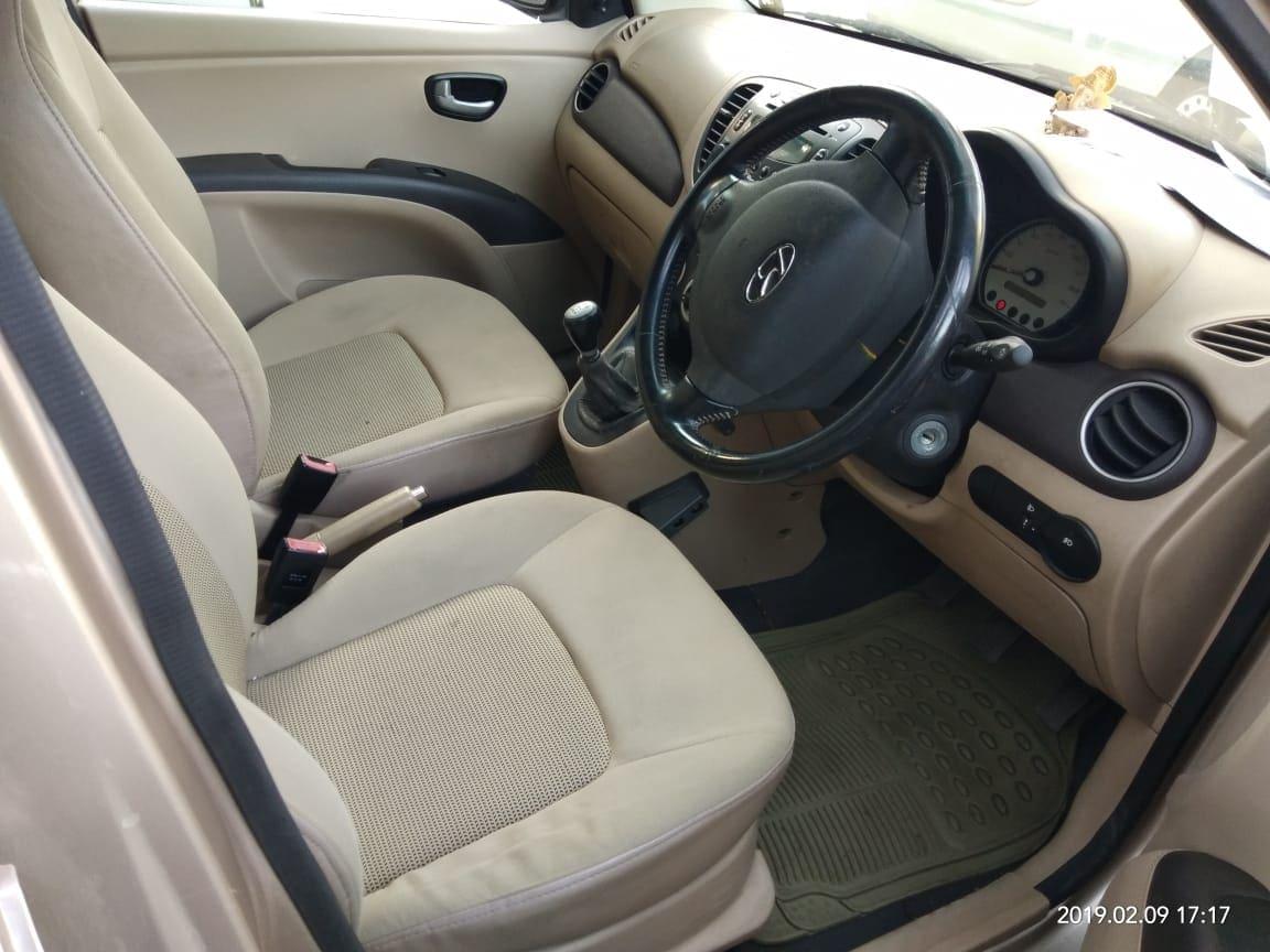 Hyundai i10 2007-2010 Magna Optional 1.1L