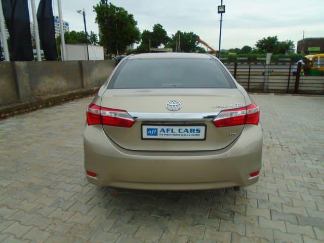 Used Toyota Corolla Altis 2013 2017 Vl At 1176946