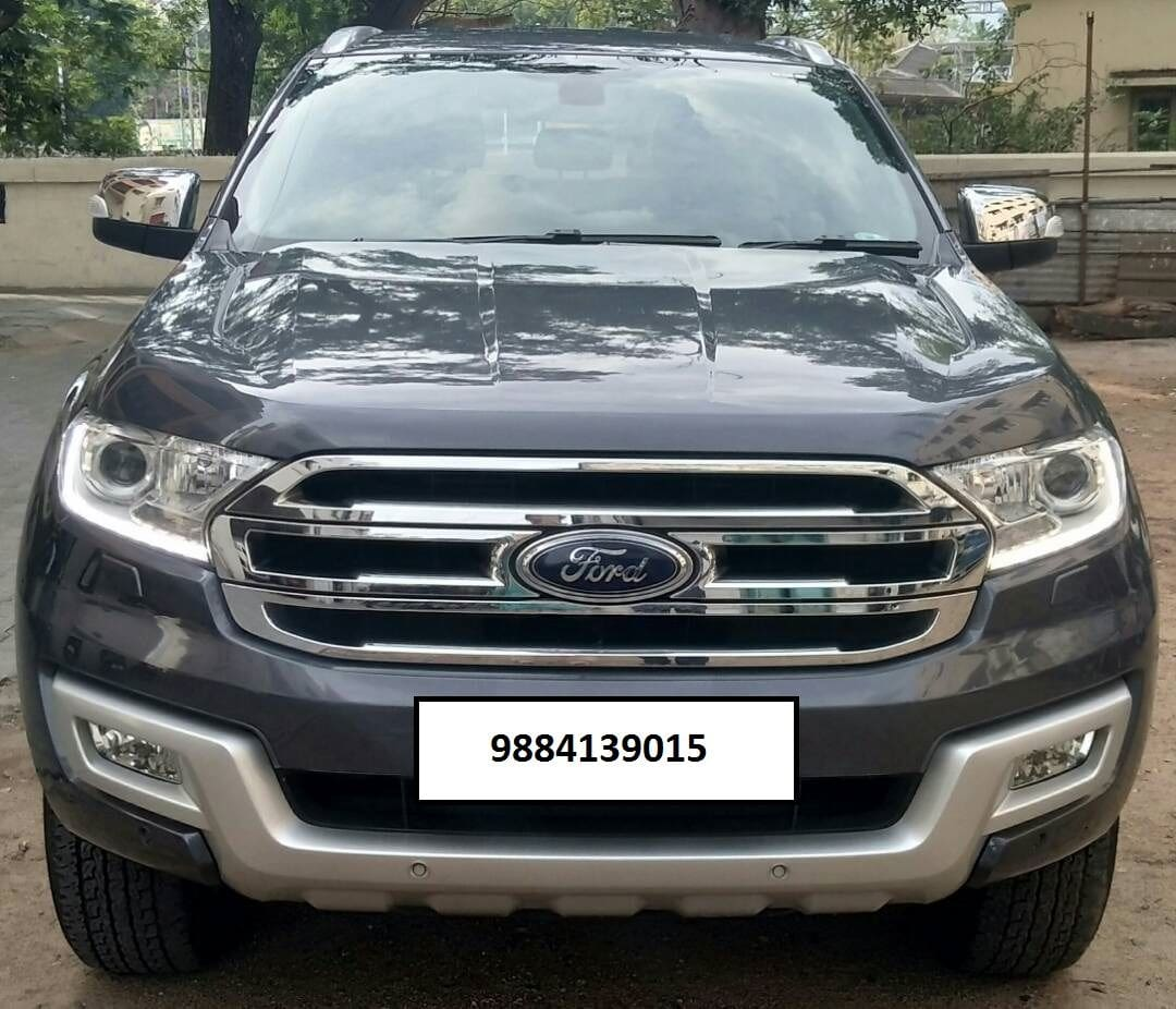 Ford Endeavour 2.2 Titanium AT 4X2