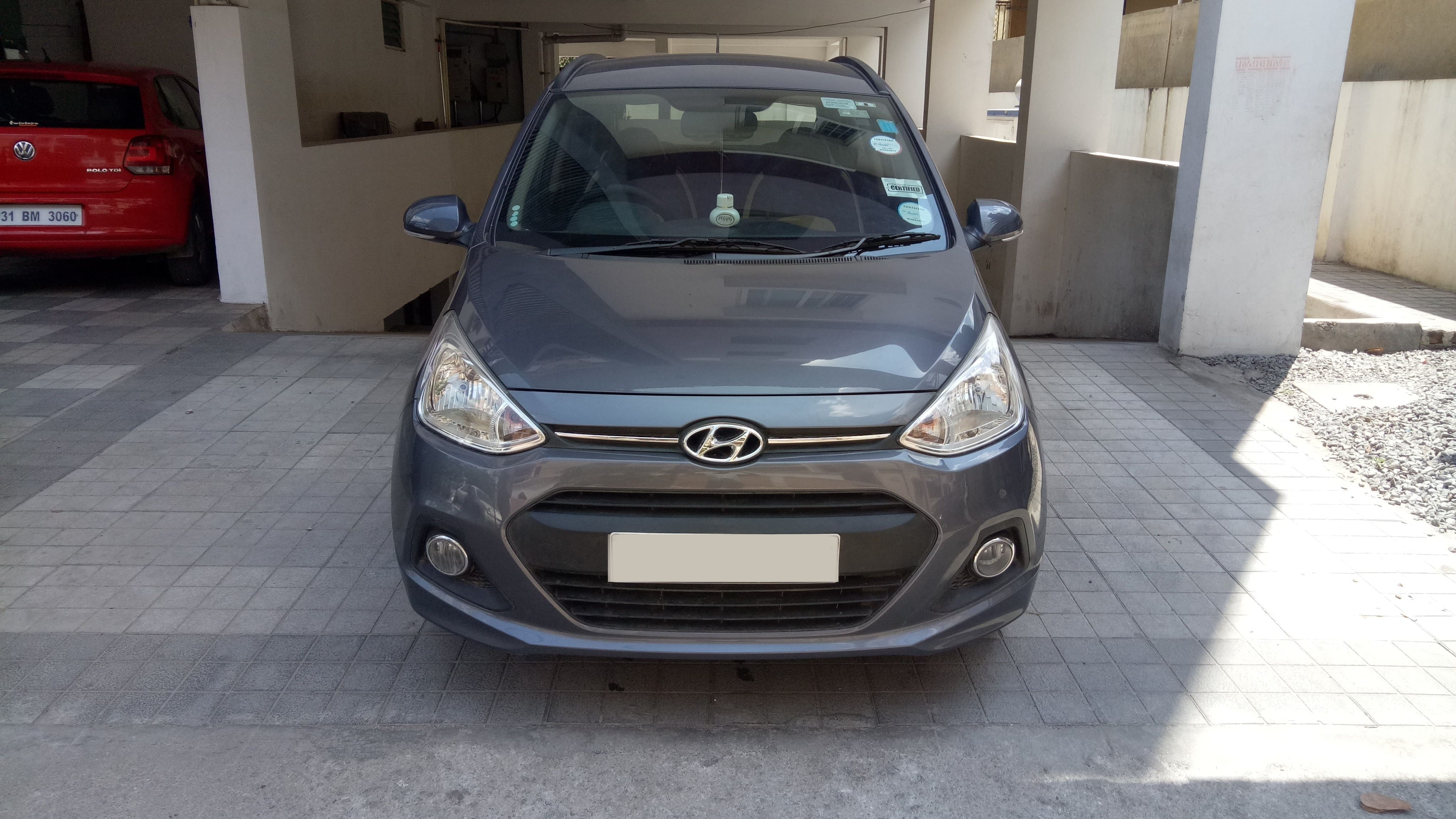 Hyundai Grand i10 2013-2016 Sportz