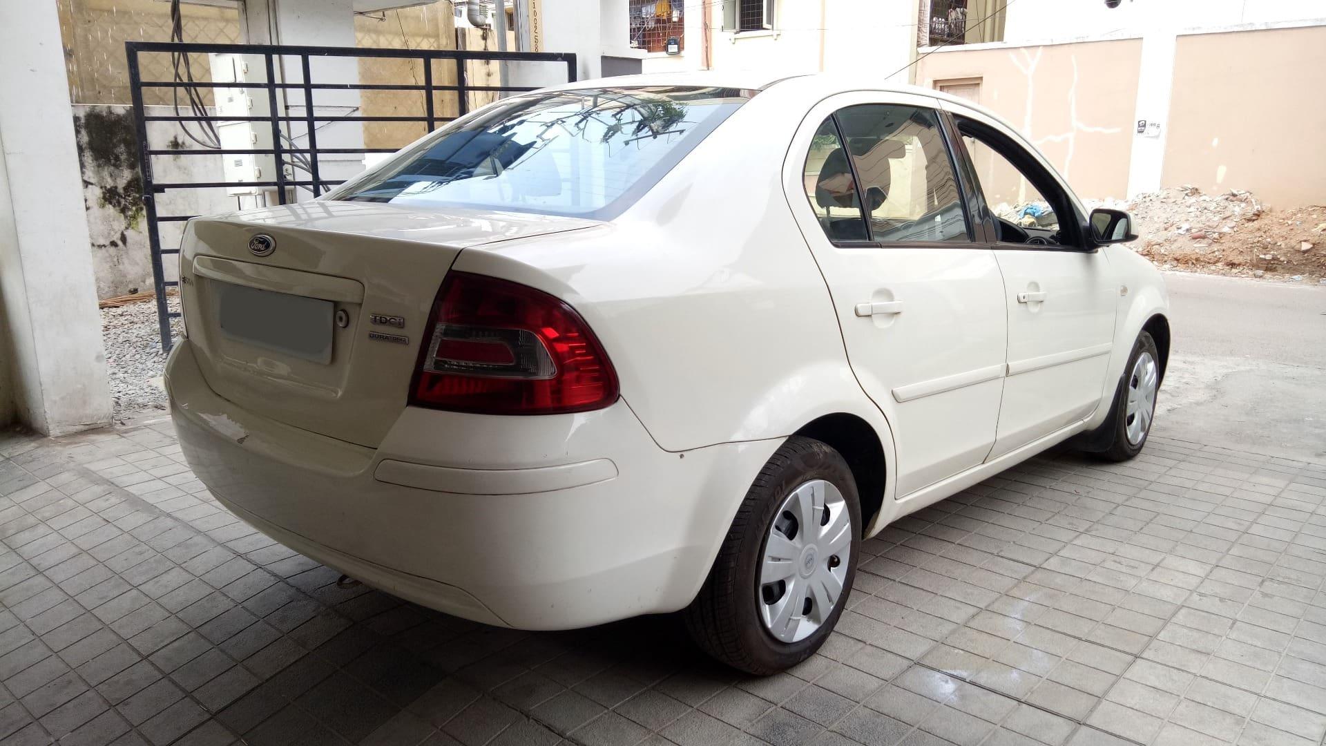Ford Fiesta 2004-2008 1.4 ZXi TDCi Limited Edition