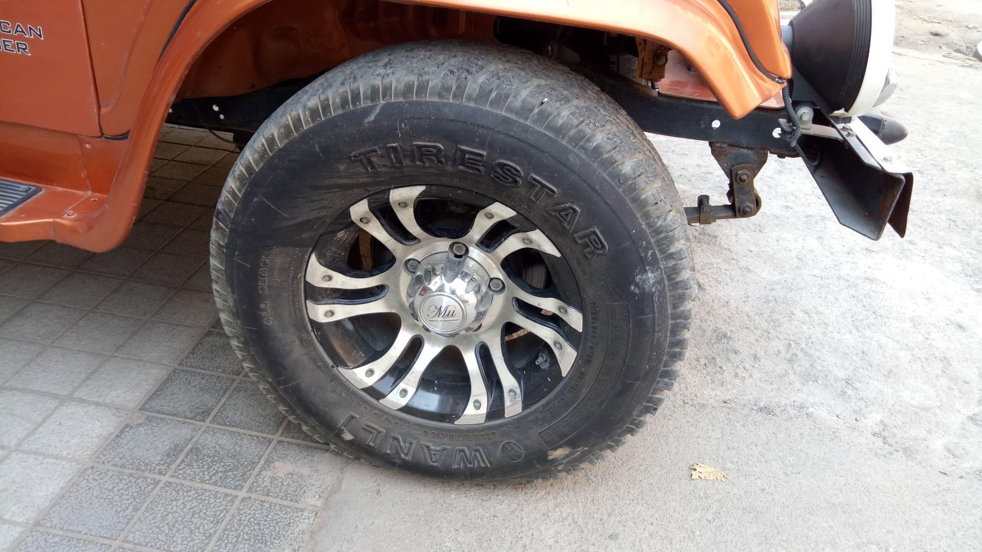 Jeep Kaiser Vintage