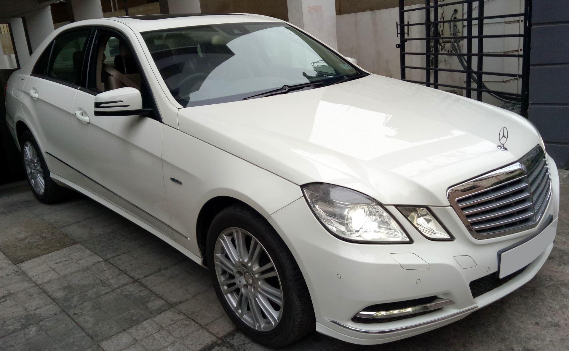 Mercedes-Benz E-Class 2009-2013 E250 CDI Blue Efficiency