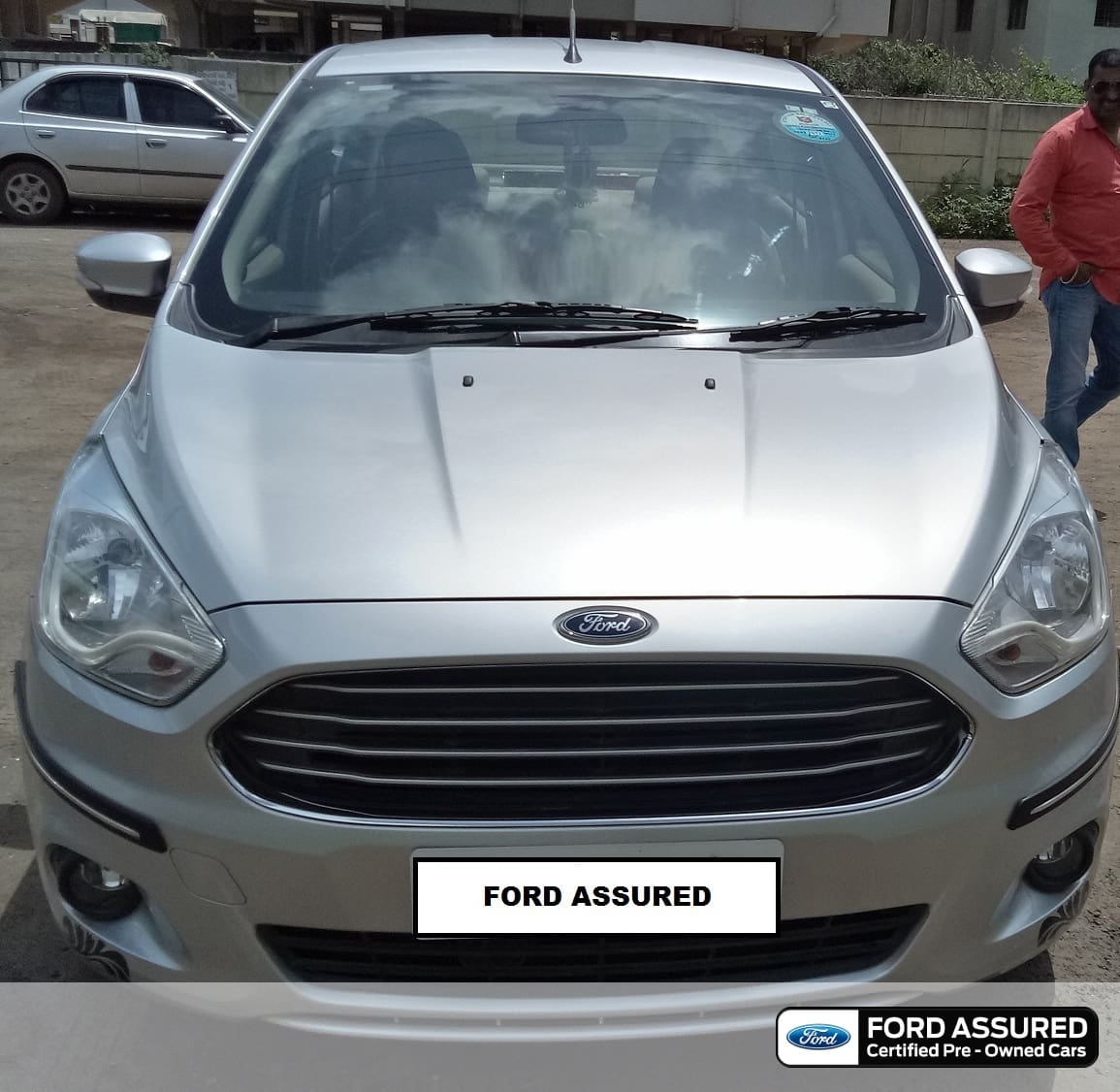 Ford Aspire 1.2 Ti-VCT Trend