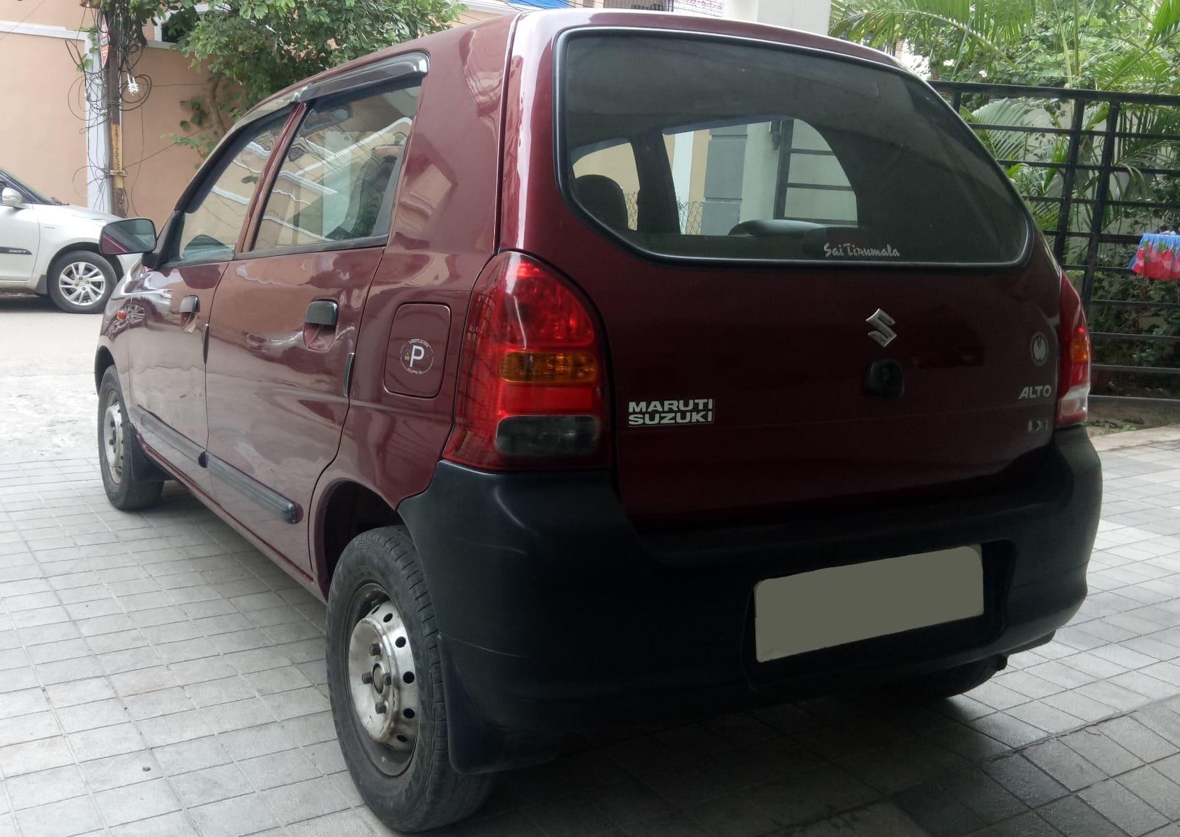Maruti Alto 2005-2010 LXi BSIII