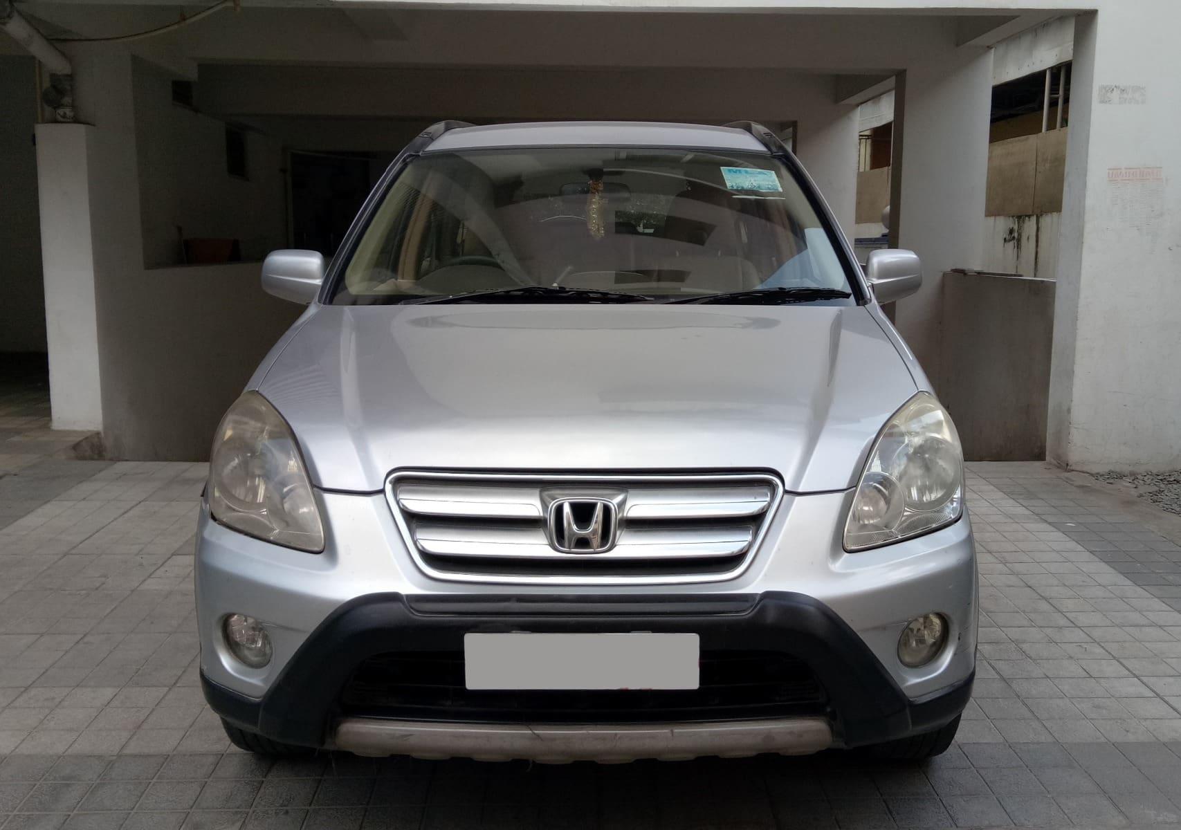 Honda CR-V 2.4L 4WD AT