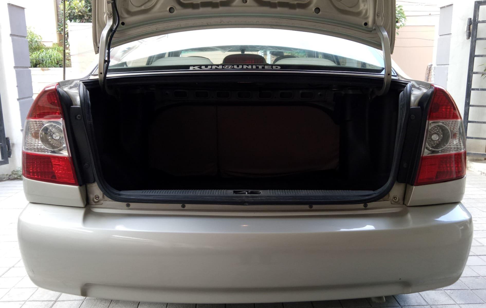 Hyundai Accent CRDi