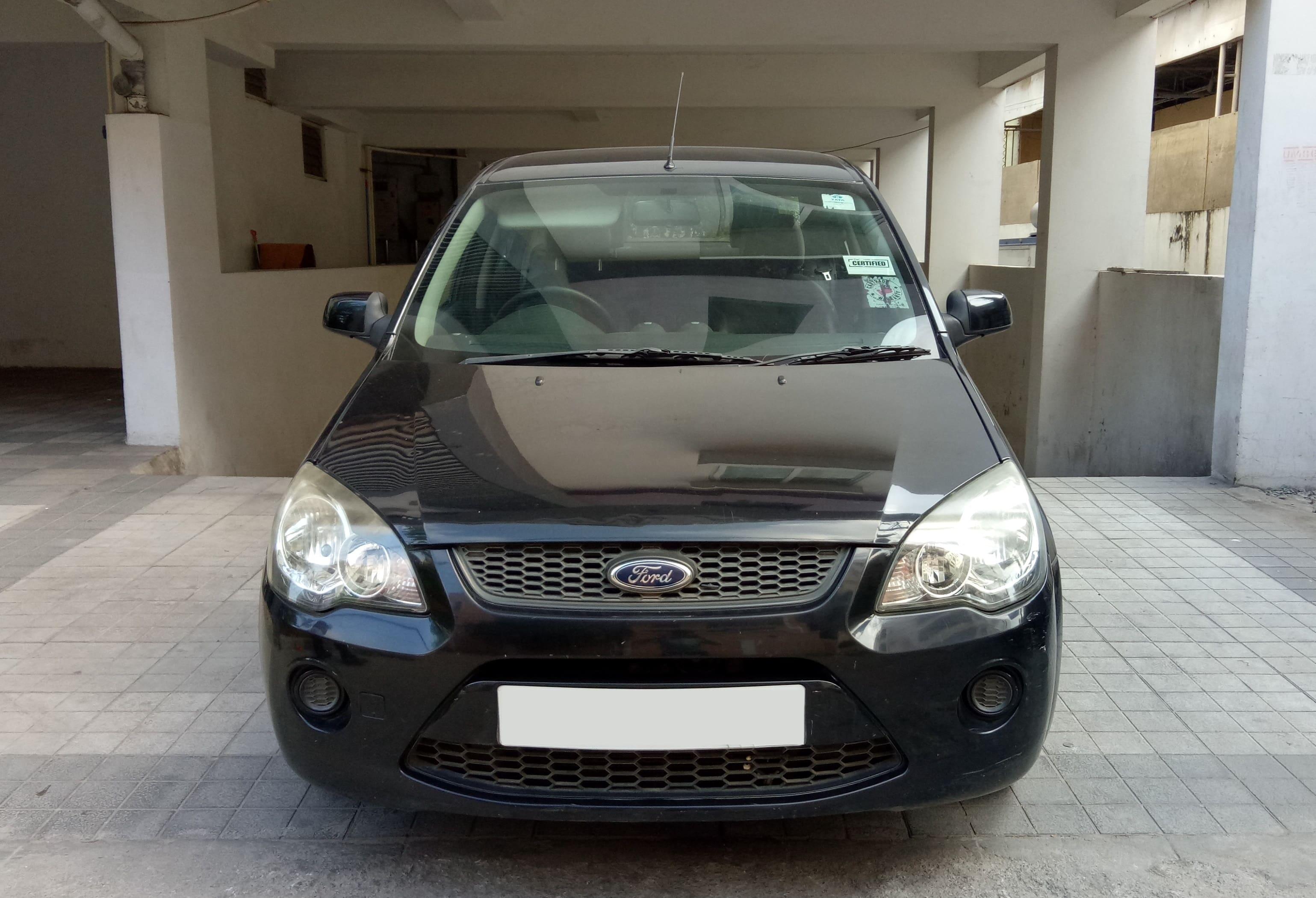 Ford Fiesta 2008-2011 EXi 1.4 TDCi Ltd