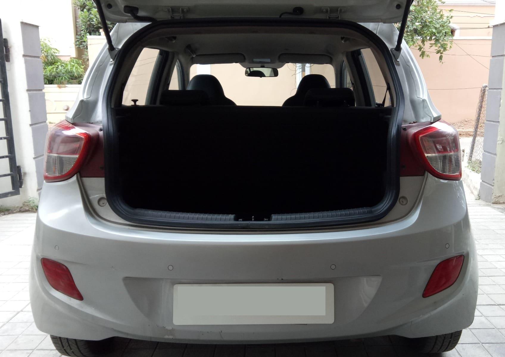 Hyundai Grand i10 2013-2016 AT Asta
