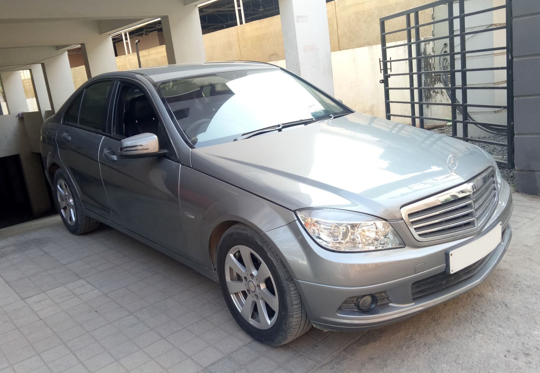 Mercedes-Benz C-Class 220 CDI AT